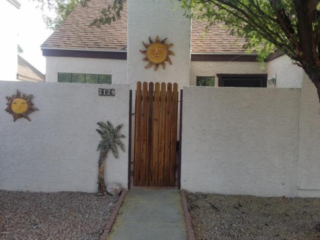 2129 W Rose Garden Lane, Phoenix, AZ 85027 (MLS #5683535) :: Power Realty Group Model Home Center