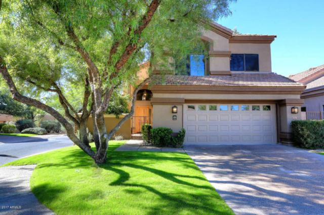 7525 E Gainey Ranch Road #112, Scottsdale, AZ 85258 (MLS #5683801) :: The Everest Team at My Home Group
