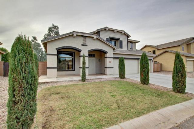 34784 N Laredo Court, Queen Creek, AZ 85142 (MLS #5683996) :: Yost Realty Group at RE/MAX Casa Grande
