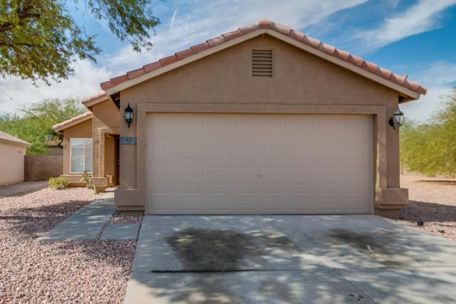 62 N 219TH Drive, Buckeye, AZ 85326 (MLS #5684662) :: Desert Home Premier