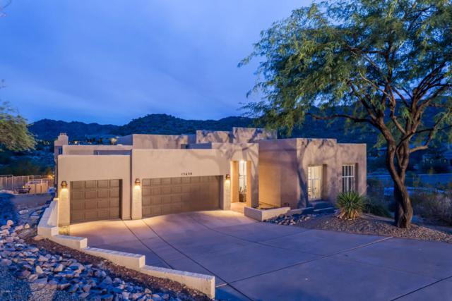 15650 N Cholula Drive, Fountain Hills, AZ 85268 (MLS #5685366) :: Devor Real Estate Associates