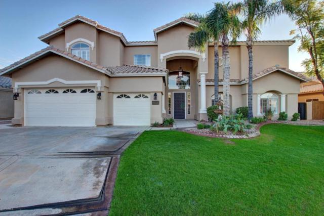1917 E Coral Tree Drive, Gilbert, AZ 85234 (MLS #5685622) :: The Kenny Klaus Team
