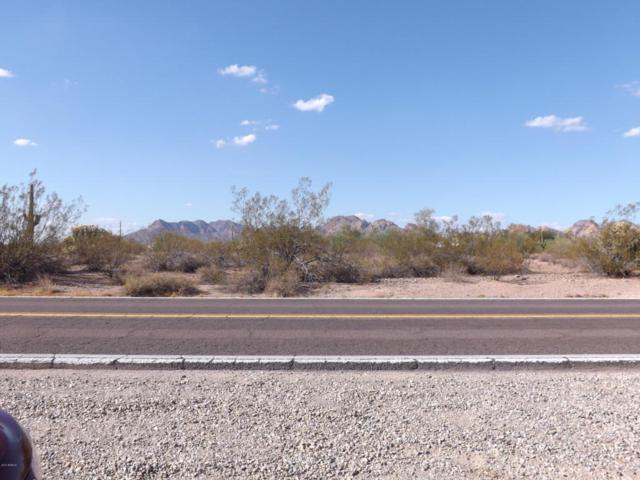 0 N Hwy 88 Highway, Apache Junction, AZ 85119 (MLS #5686352) :: The Kenny Klaus Team