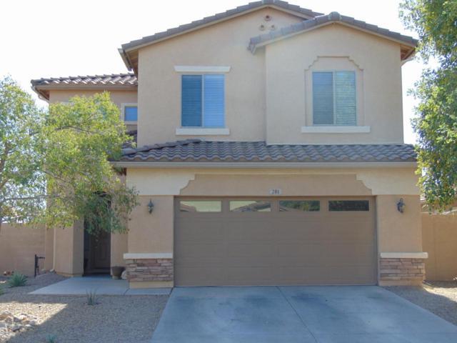281 W Atlantic Drive, Casa Grande, AZ 85122 (MLS #5686563) :: Yost Realty Group at RE/MAX Casa Grande