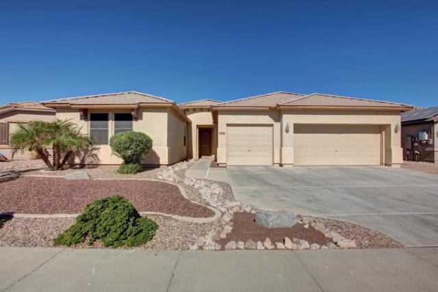 22260 W Ashleigh Marie Drive, Buckeye, AZ 85326 (MLS #5686807) :: Desert Home Premier