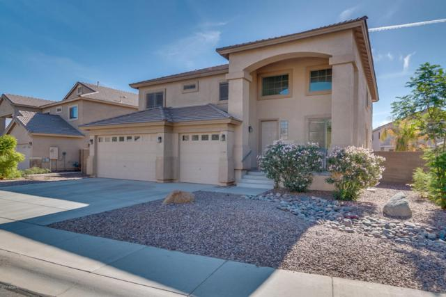 45165 W Rhea Road, Maricopa, AZ 85139 (MLS #5687413) :: Kortright Group - West USA Realty
