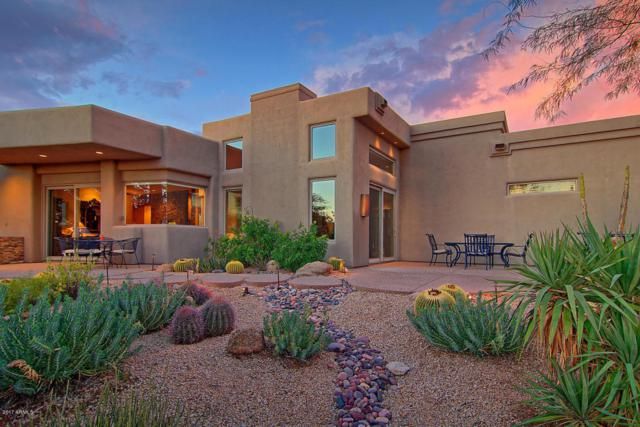 1165 E Beaver Tail Trail, Carefree, AZ 85377 (MLS #5687434) :: Lux Home Group at  Keller Williams Realty Phoenix