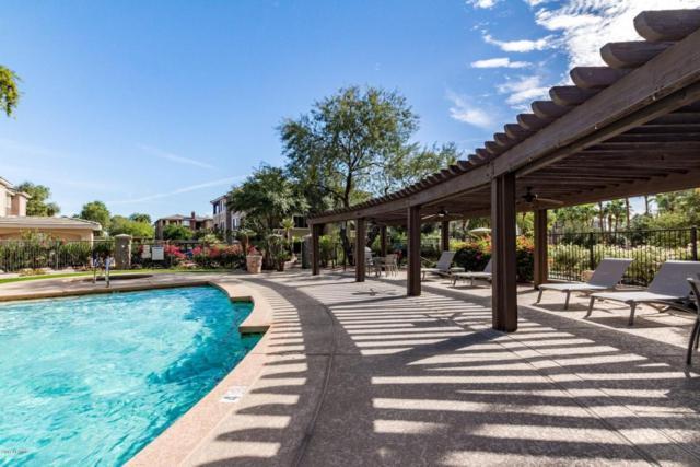 5345 E Van Buren Street #211, Phoenix, AZ 85008 (MLS #5687500) :: 10X Homes