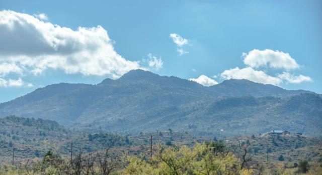 0 S Heritage Peak Road, Kirkland, AZ 86332 (MLS #5687565) :: The Wehner Group