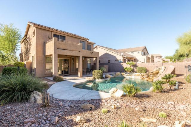 3633 N Morning Dove, Mesa, AZ 85207 (MLS #5687578) :: The Kenny Klaus Team