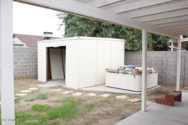 11822 W Larkspur Road, El Mirage, AZ 85335 (MLS #5687710) :: Devor Real Estate Associates