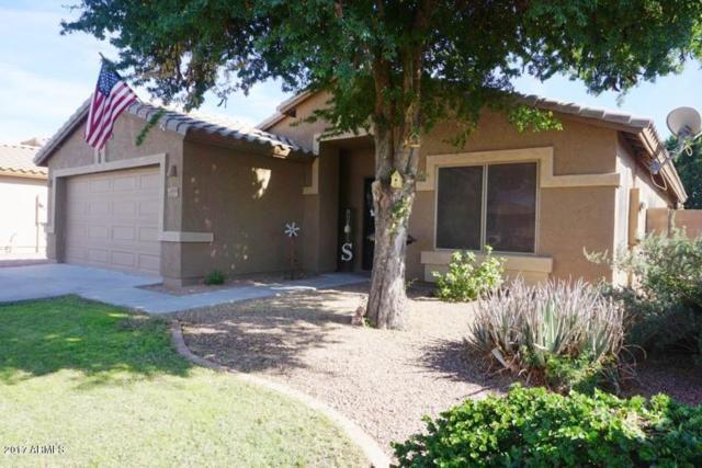 16033 N 159TH Lane, Surprise, AZ 85374 (MLS #5687777) :: Realty Executives