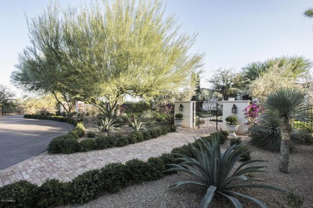 6605 E Valley Vista Lane, Paradise Valley, AZ 85253 (MLS #5687810) :: The Daniel Montez Real Estate Group