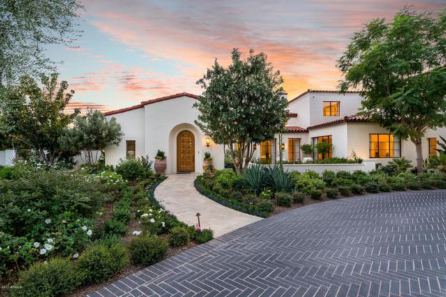 8524 N Morning Glory Road, Paradise Valley, AZ 85253 (MLS #5688134) :: The Daniel Montez Real Estate Group