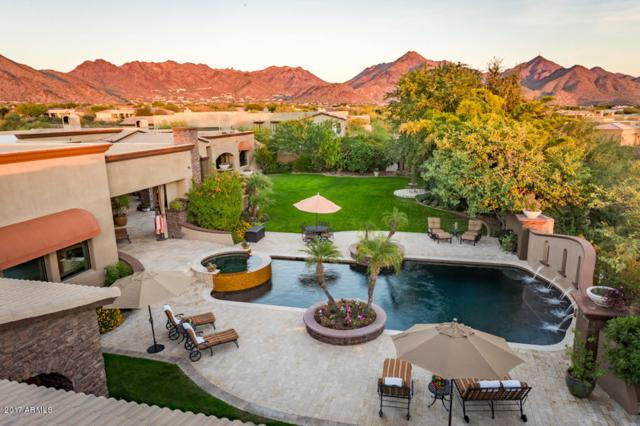 9245 E Havasupai Drive, Scottsdale, AZ 85255 (MLS #5688399) :: Occasio Realty