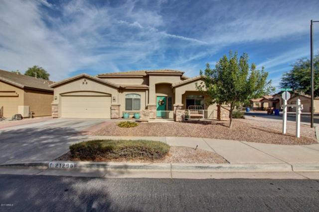21290 E Avenida Del Valle, Queen Creek, AZ 85142 (MLS #5688726) :: The Daniel Montez Real Estate Group