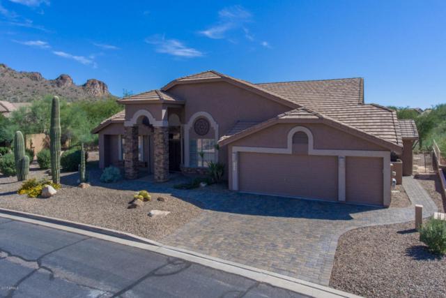 5163 S Crested Saguaro Lane, Gold Canyon, AZ 85118 (MLS #5688923) :: The Pete Dijkstra Team