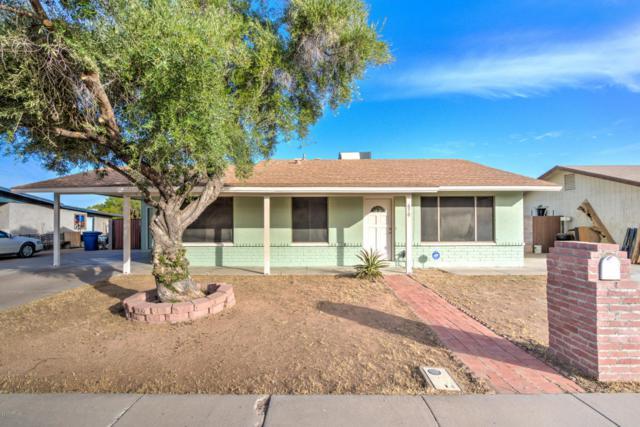 670 E Laredo Street, Chandler, AZ 85225 (MLS #5688945) :: Sibbach Team - Realty One Group