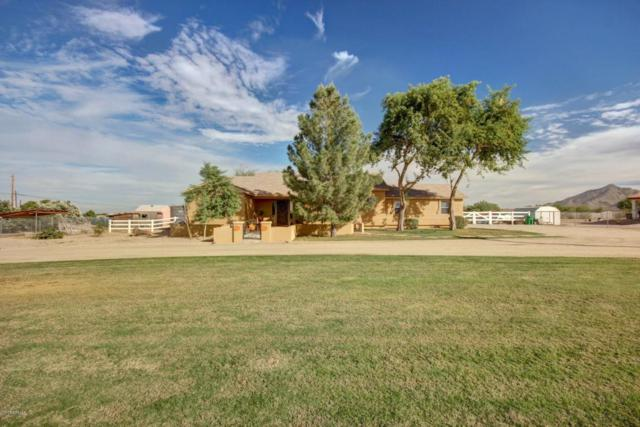 26025 S 196TH Street, Queen Creek, AZ 85142 (MLS #5688979) :: The Daniel Montez Real Estate Group