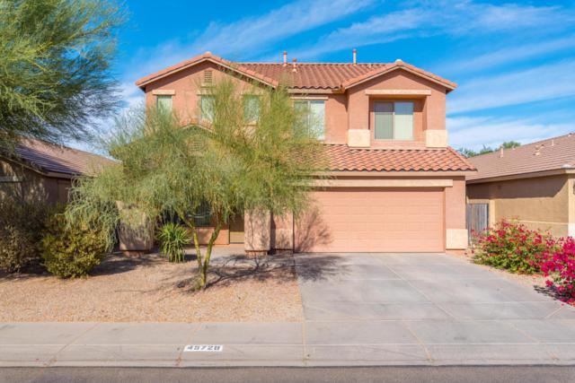 45728 W Tulip Lane, Maricopa, AZ 85139 (MLS #5688996) :: The Daniel Montez Real Estate Group