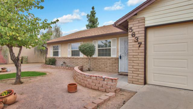 5637 W Wagoner Road, Glendale, AZ 85308 (MLS #5688997) :: The Daniel Montez Real Estate Group