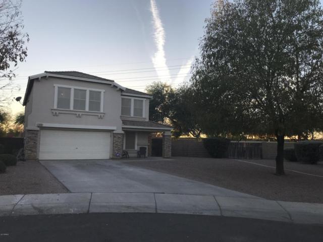 1960 S Portland Court, Gilbert, AZ 85295 (MLS #5689156) :: The Daniel Montez Real Estate Group