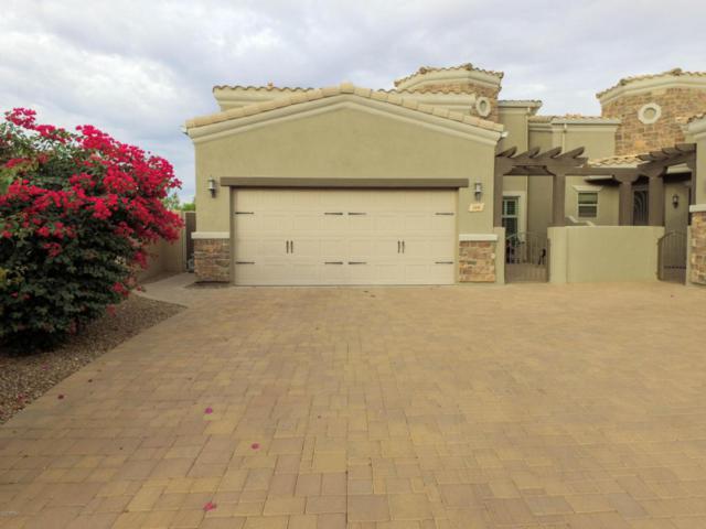 6202 E Mckellips Road #120, Mesa, AZ 85215 (MLS #5689230) :: The Daniel Montez Real Estate Group