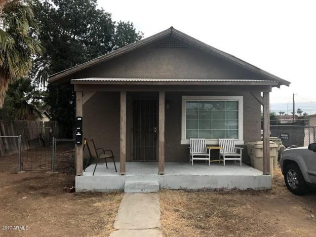 6813 N 60TH Avenue, Glendale, AZ 85301 (MLS #5689242) :: The Daniel Montez Real Estate Group