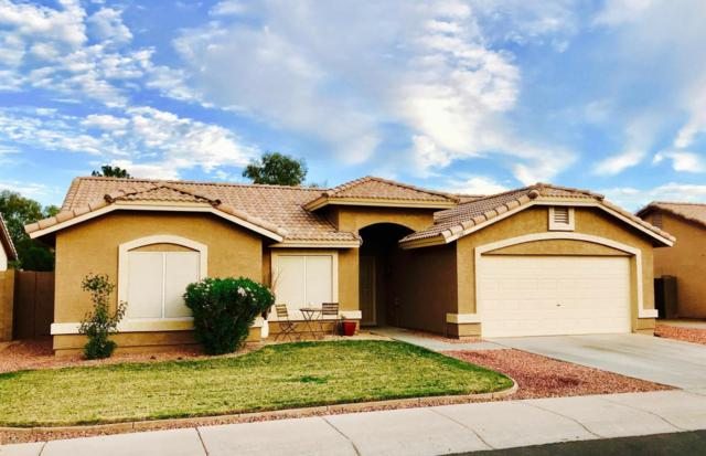 1261 S Crossbow Place, Chandler, AZ 85286 (MLS #5689261) :: The Daniel Montez Real Estate Group