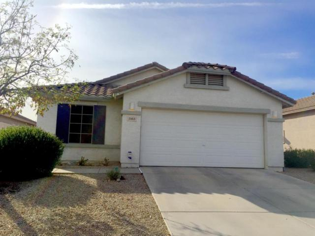 3163 W Hayden Peak Drive, Queen Creek, AZ 85142 (MLS #5689302) :: The Daniel Montez Real Estate Group