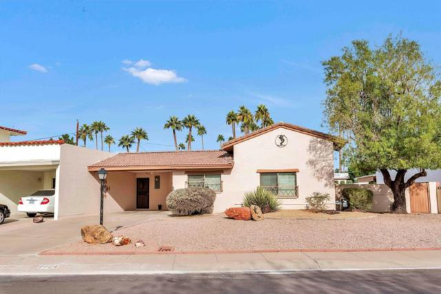 7724 E Coolidge Street, Scottsdale, AZ 85251 (MLS #5689394) :: Sibbach Team - Realty One Group