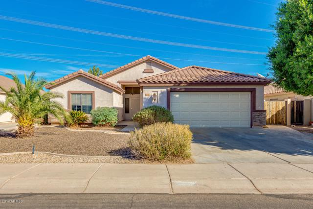 1156 W Vaughn Avenue, Gilbert, AZ 85233 (MLS #5689610) :: Santizo Realty Group