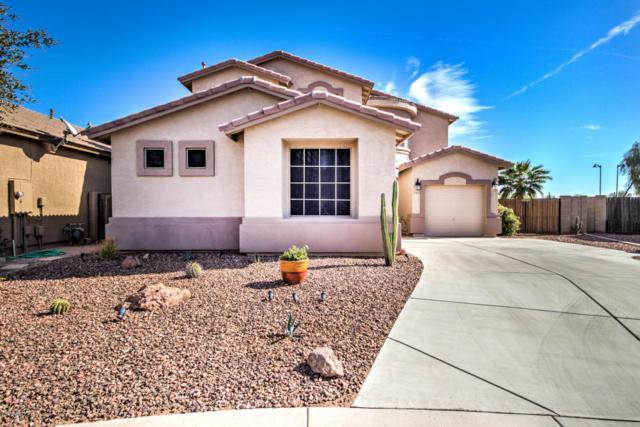 21253 N Sally Drive, Maricopa, AZ 85138 (MLS #5689646) :: The Pete Dijkstra Team