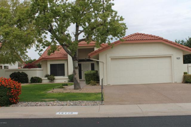 14114 W Summerstar Drive, Sun City West, AZ 85375 (MLS #5689667) :: The Worth Group