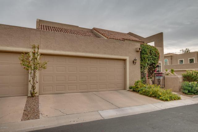 5812 N 12TH Street #40, Phoenix, AZ 85014 (MLS #5689679) :: Sibbach Team - Realty One Group