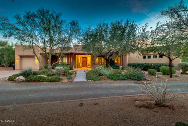 6939 E Burnside Trail, Scottsdale, AZ 85266 (MLS #5689735) :: Santizo Realty Group