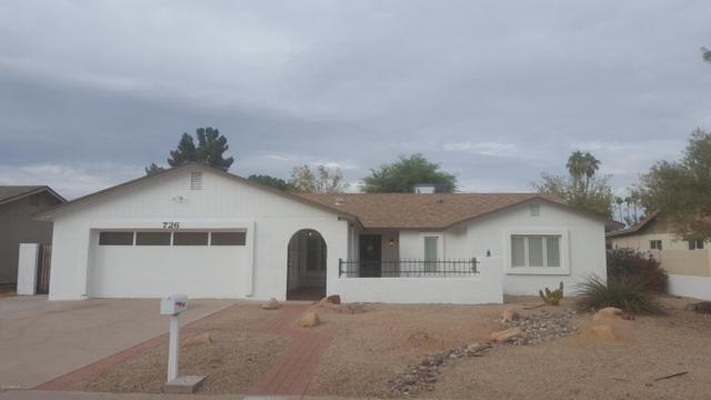 726 E Calle Chulo Road, Goodyear, AZ 85338 (MLS #5689740) :: Santizo Realty Group