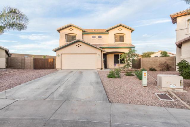 22922 W Cantilever Street, Buckeye, AZ 85326 (MLS #5689798) :: Desert Home Premier