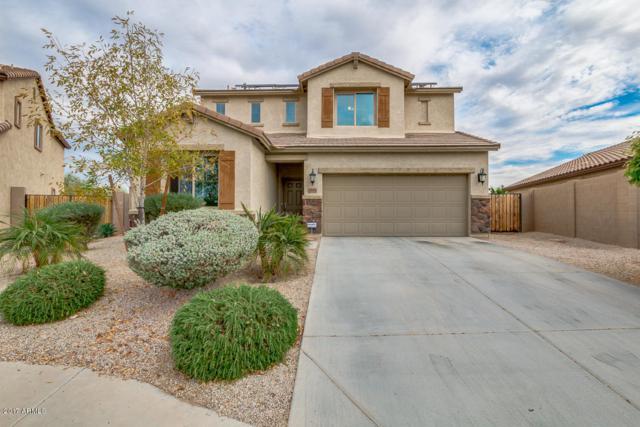 1641 S 235TH Drive, Buckeye, AZ 85326 (MLS #5689895) :: The AZ Performance Realty Team