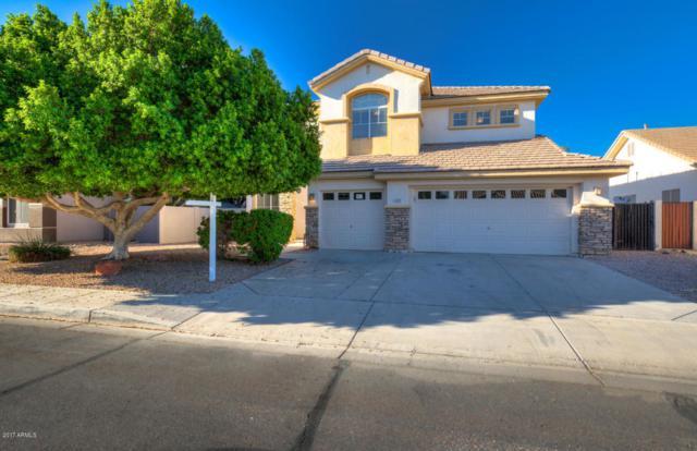 1458 E Laredo Street, Chandler, AZ 85225 (MLS #5689913) :: Yost Realty Group at RE/MAX Casa Grande