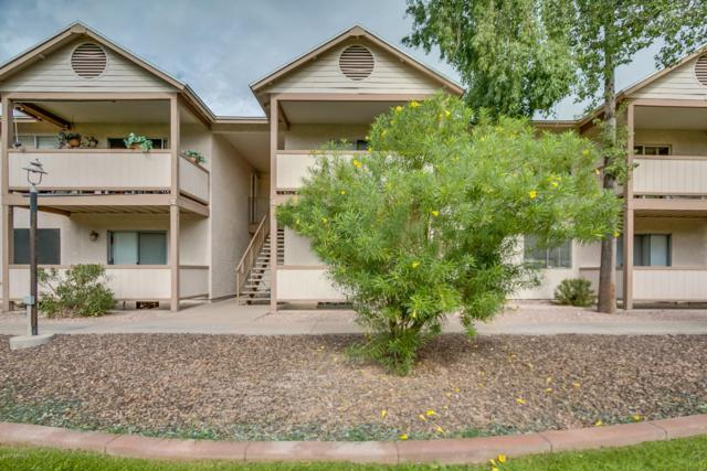 616 S Hardy Drive #121, Tempe, AZ 85281 (MLS #5689919) :: Lux Home Group at  Keller Williams Realty Phoenix
