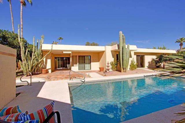 8101 E Del Tiburon Drive, Scottsdale, AZ 85258 (MLS #5689985) :: Lifestyle Partners Team