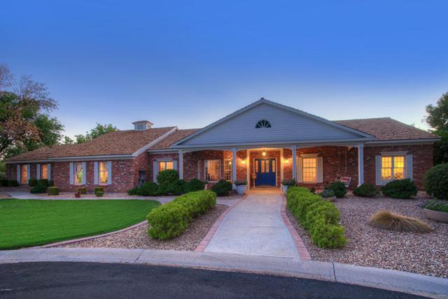 1150 N Oro Vista, Litchfield Park, AZ 85340 (MLS #5690106) :: Devor Real Estate Associates