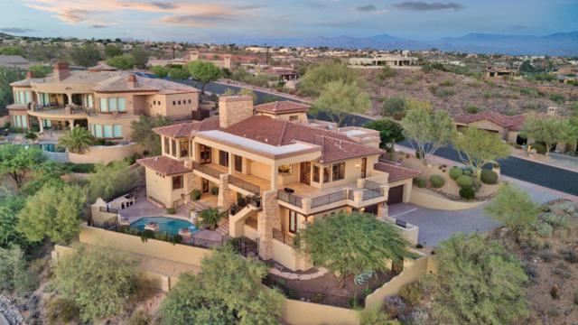 9918 N Palisades Boulevard, Fountain Hills, AZ 85268 (MLS #5690250) :: Kelly Cook Real Estate Group