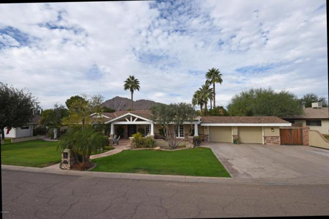 6122 E Calle Del Paisano, Scottsdale, AZ 85251 (MLS #5690486) :: Lux Home Group at  Keller Williams Realty Phoenix