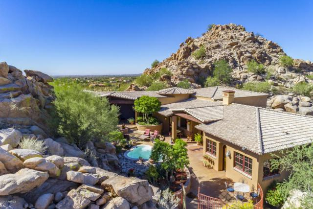 11640 N Cox Road, Casa Grande, AZ 85194 (MLS #5690559) :: Sibbach Team - Realty One Group