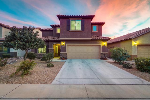 10747 W Yearling Road, Peoria, AZ 85383 (MLS #5690724) :: The Laughton Team