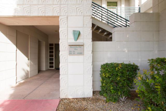 2802 E Camino Acequia Drive #57, Phoenix, AZ 85016 (MLS #5690958) :: Brett Tanner Home Selling Team