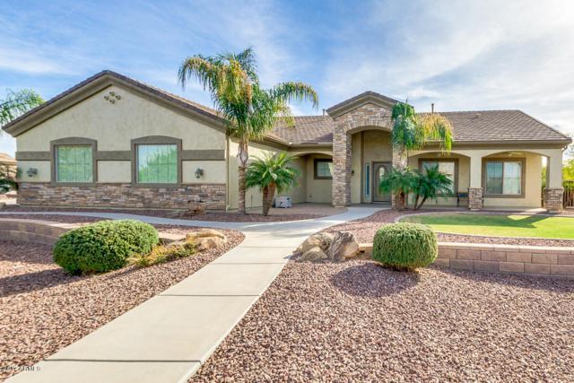 21539 E Mewes Road, Queen Creek, AZ 85142 (MLS #5691037) :: Revelation Real Estate