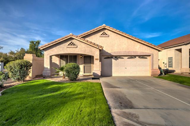654 N Horne Street, Gilbert, AZ 85233 (MLS #5691089) :: Revelation Real Estate